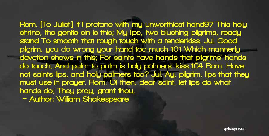 Let Me In Book Quotes By William Shakespeare