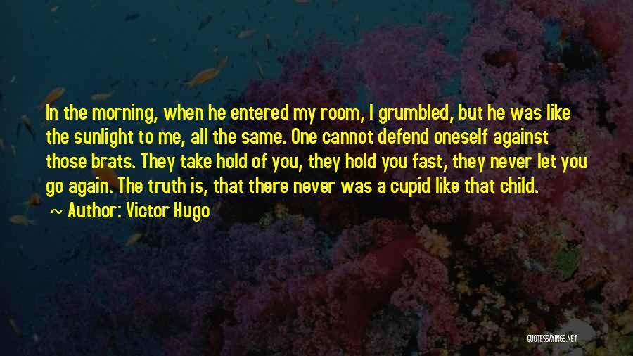 Let Me Love You Again Quotes By Victor Hugo