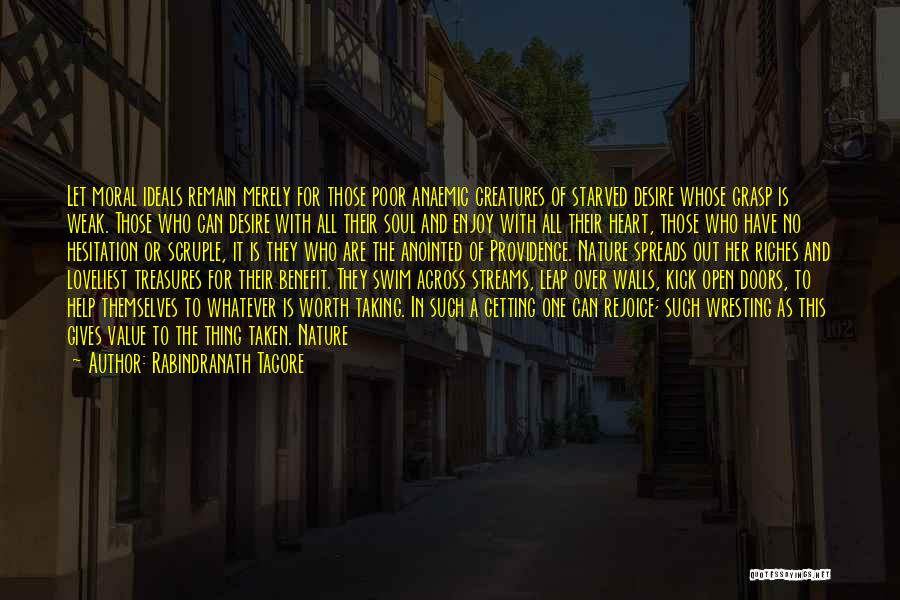 Let No One Quotes By Rabindranath Tagore