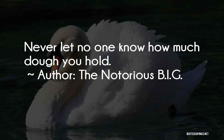 Let No One Quotes By The Notorious B.I.G.