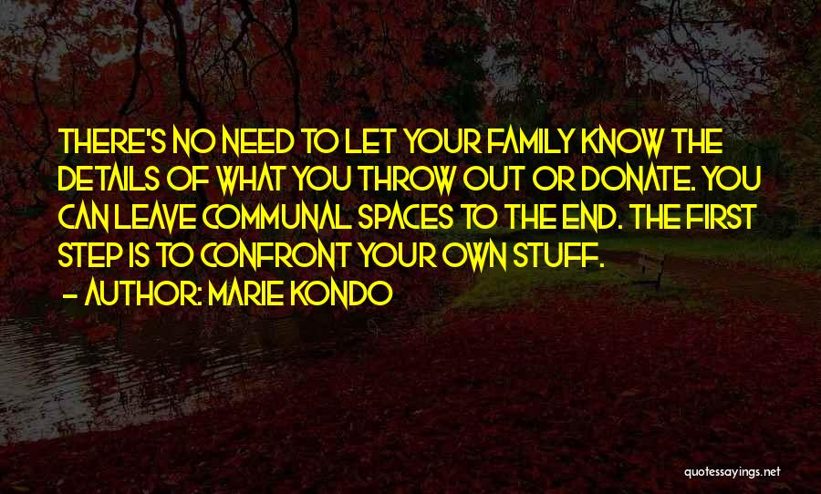 Let's Donate Quotes By Marie Kondo