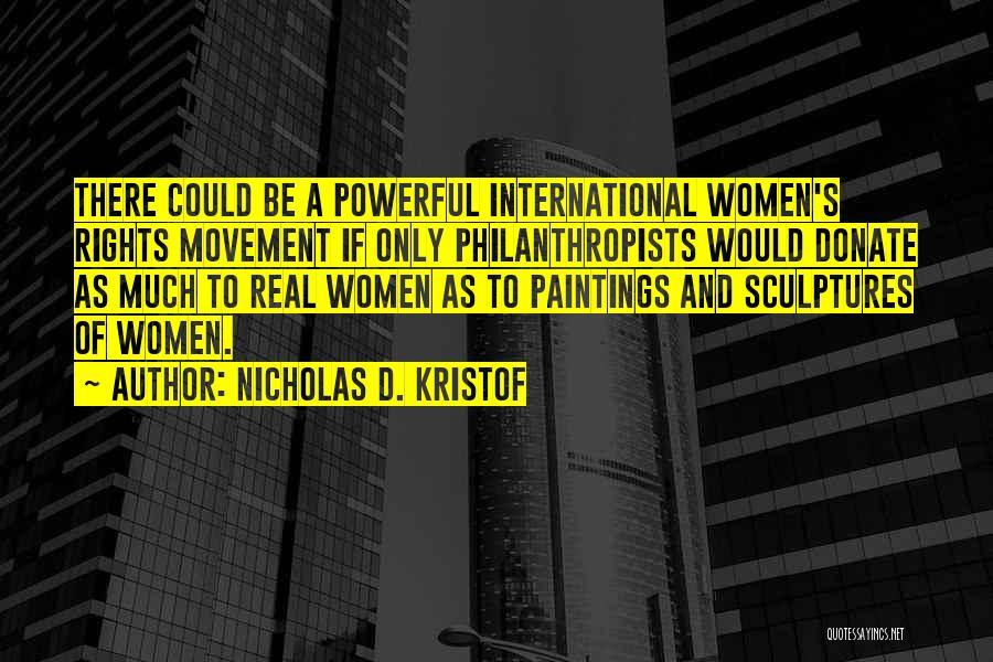 Let's Donate Quotes By Nicholas D. Kristof