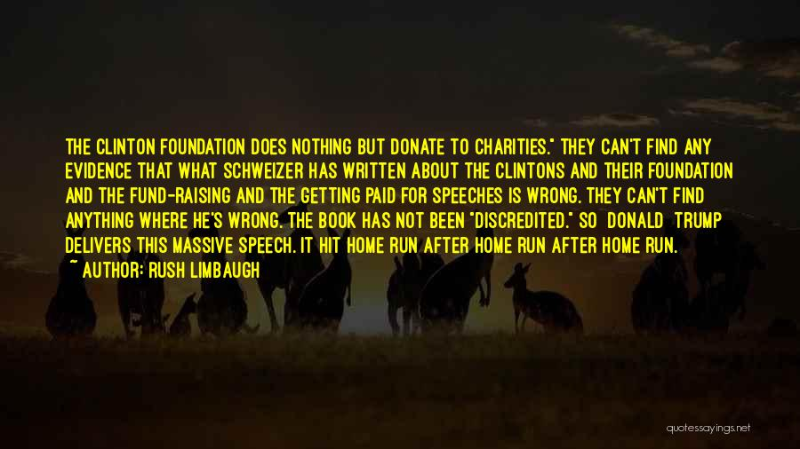 Let's Donate Quotes By Rush Limbaugh