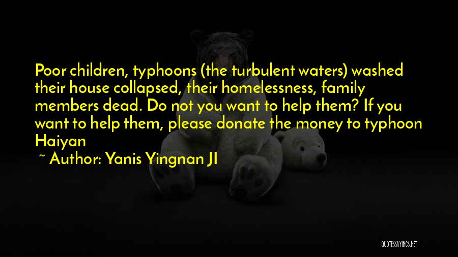 Let's Donate Quotes By Yanis Yingnan JI