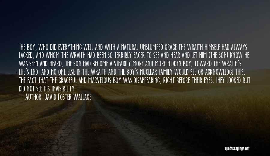Let's End This Quotes By David Foster Wallace