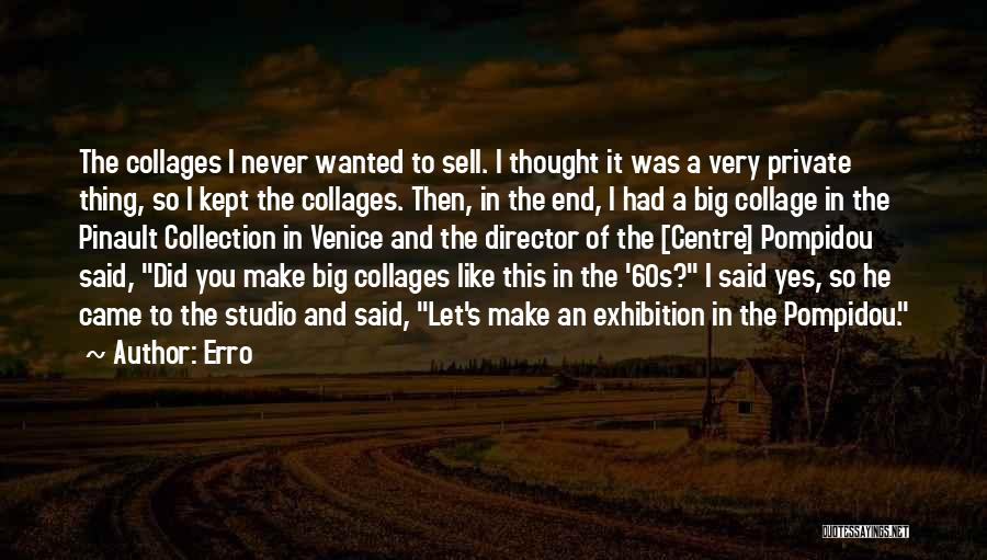Let's End This Quotes By Erro