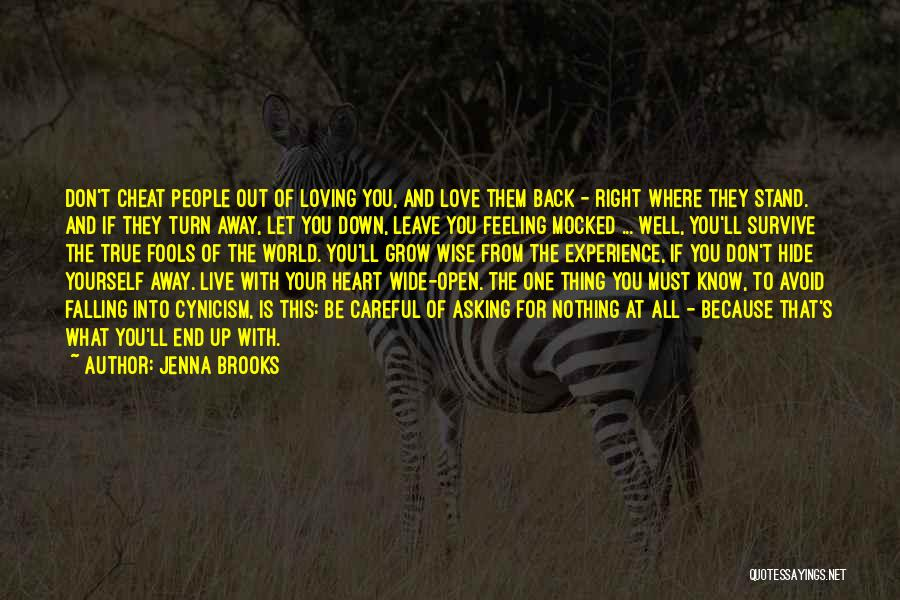 Let's End This Quotes By Jenna Brooks