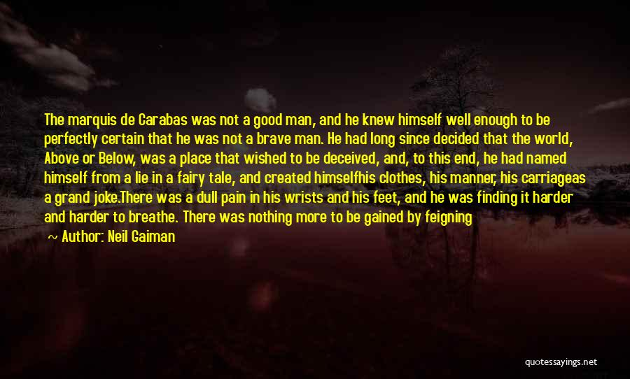 Let's End This Quotes By Neil Gaiman