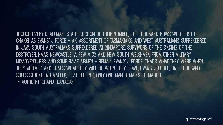 Let's End This Quotes By Richard Flanagan