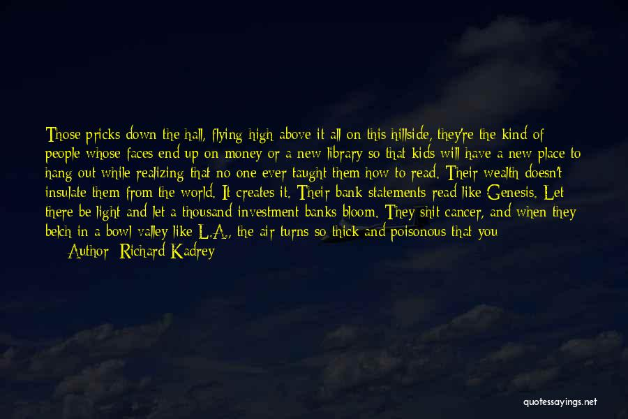 Let's End This Quotes By Richard Kadrey