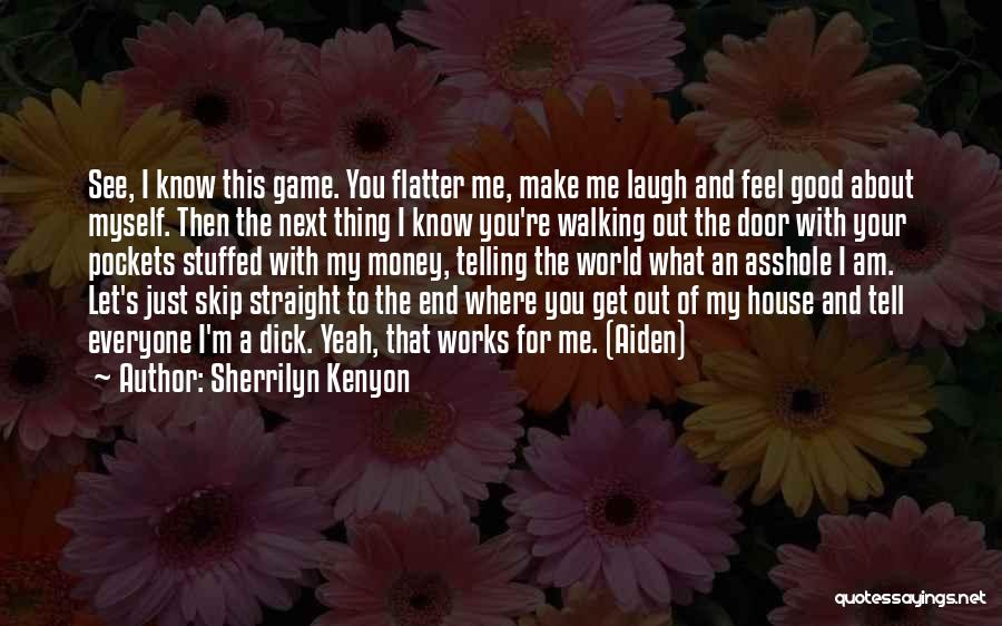 Let's End This Quotes By Sherrilyn Kenyon
