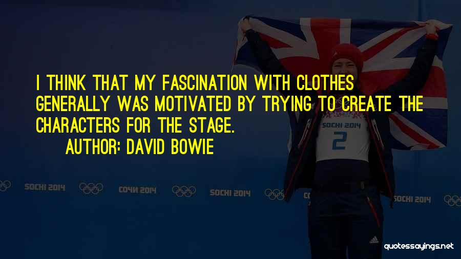 Let's Get Motivated Quotes By David Bowie