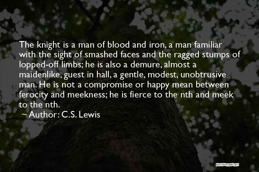 Let's Get Smashed Quotes By C.S. Lewis