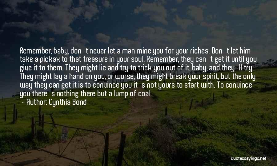 Let's Give It A Try Quotes By Cynthia Bond