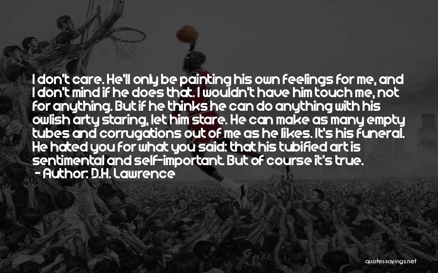 Let's Make Out Quotes By D.H. Lawrence