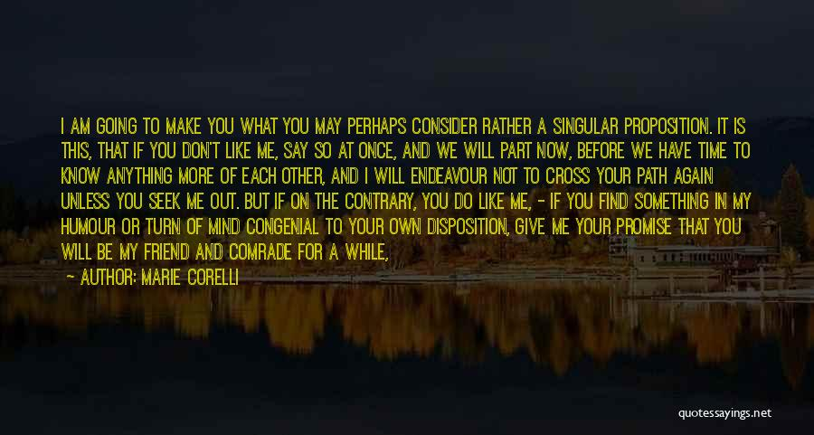 Let's Make Out Quotes By Marie Corelli