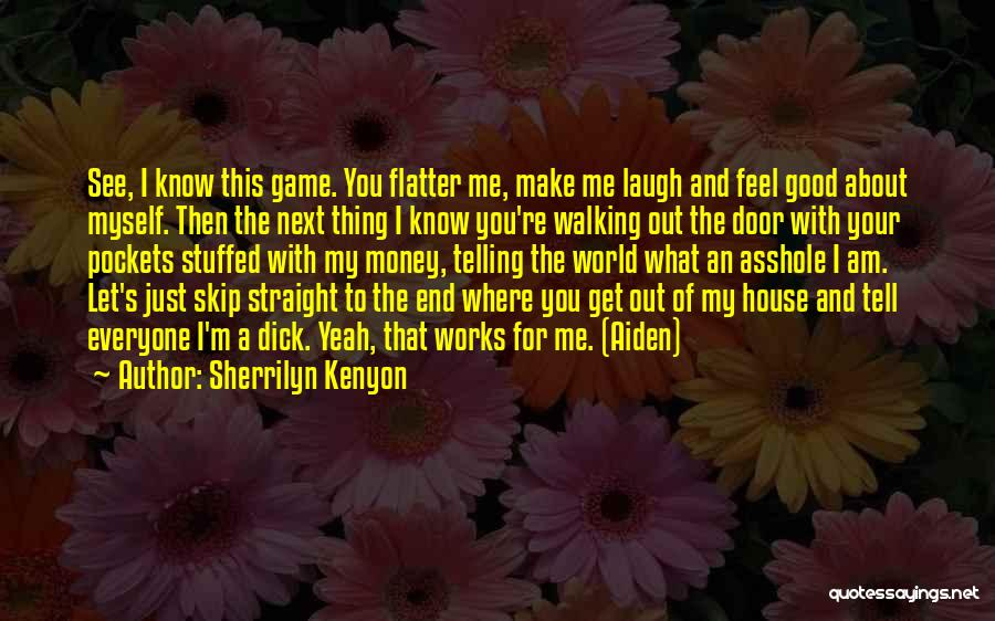 Let's Make Out Quotes By Sherrilyn Kenyon