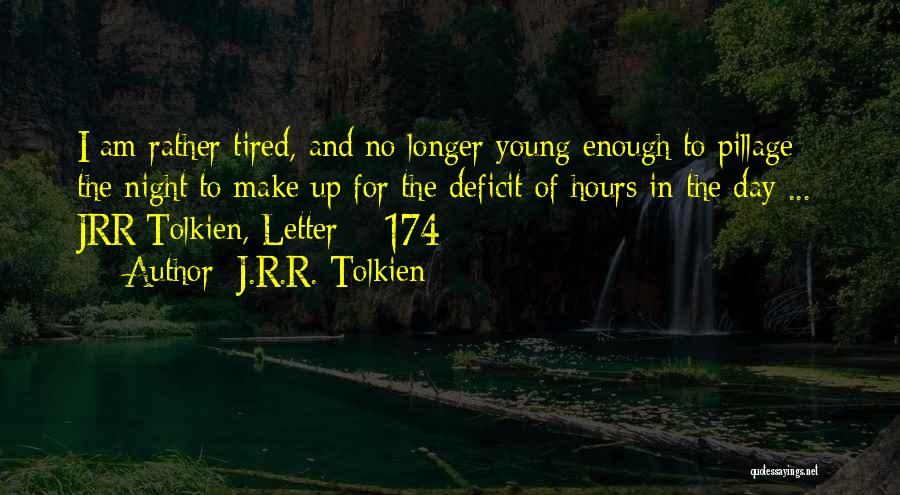 Letter R Quotes By J.R.R. Tolkien