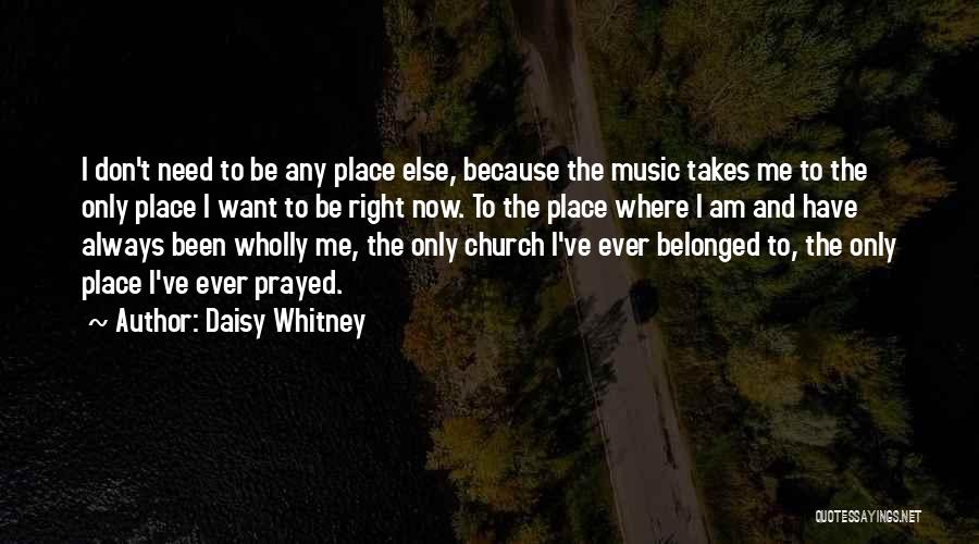 Letting Go And Moving On Quotes By Daisy Whitney