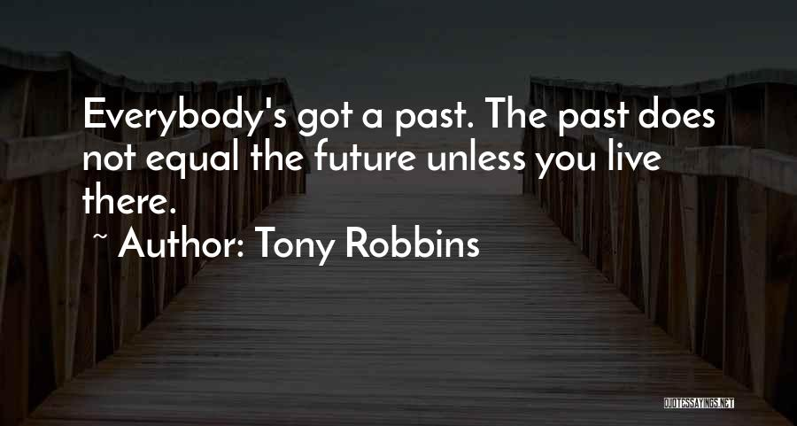 Letting Go And Moving On Quotes By Tony Robbins