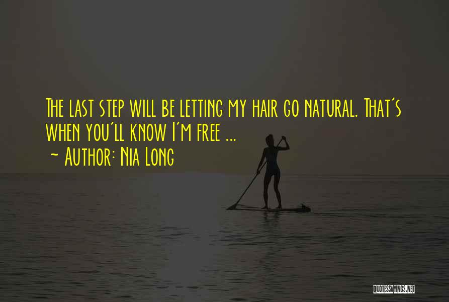 Letting Go Quotes By Nia Long