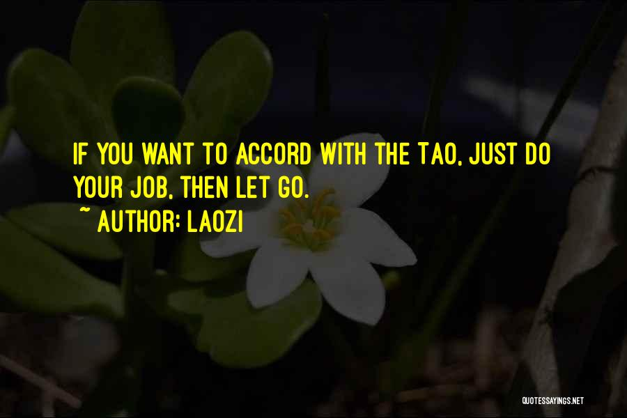 Letting Things Work Themselves Out Quotes By Laozi