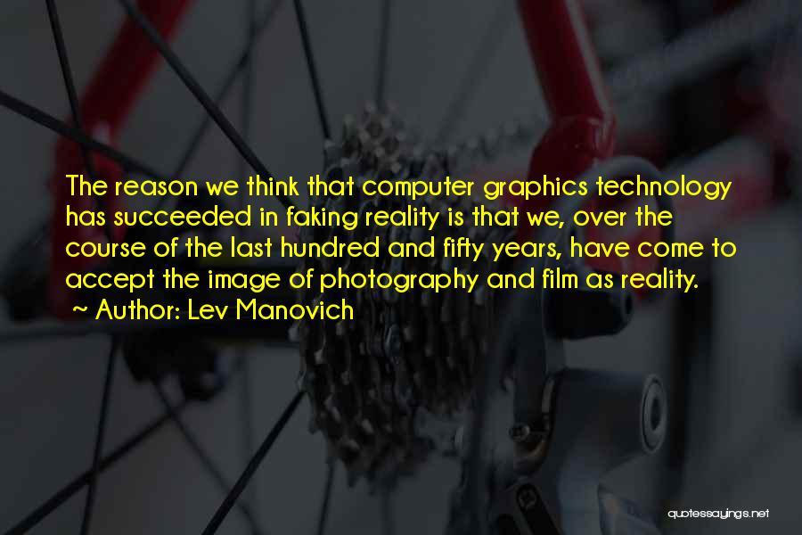 Lev Manovich Quotes 1486901