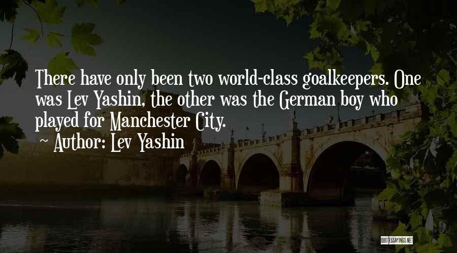 Lev Yashin Quotes 1710606