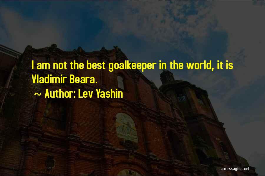 Lev Yashin Quotes 493921