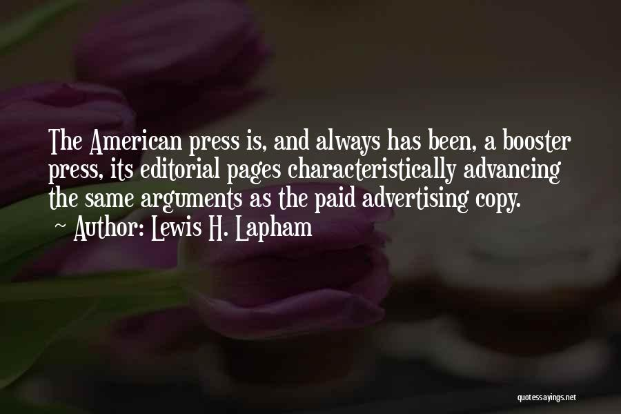 Lewis Lapham Quotes By Lewis H. Lapham