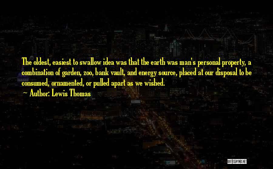 Lewis Thomas Quotes 1003670
