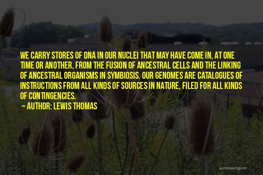 Lewis Thomas Quotes 1465432