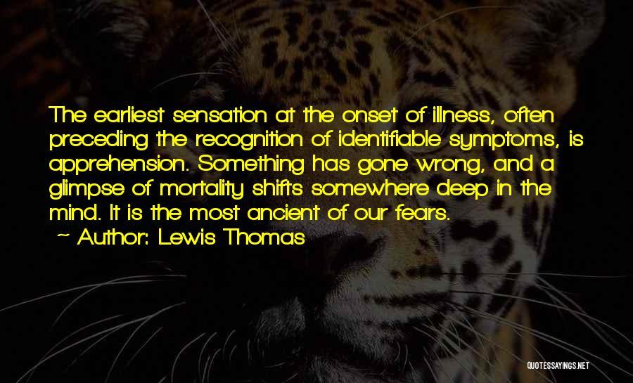 Lewis Thomas Quotes 1603610