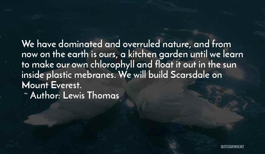 Lewis Thomas Quotes 192645
