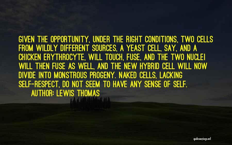 Lewis Thomas Quotes 789144