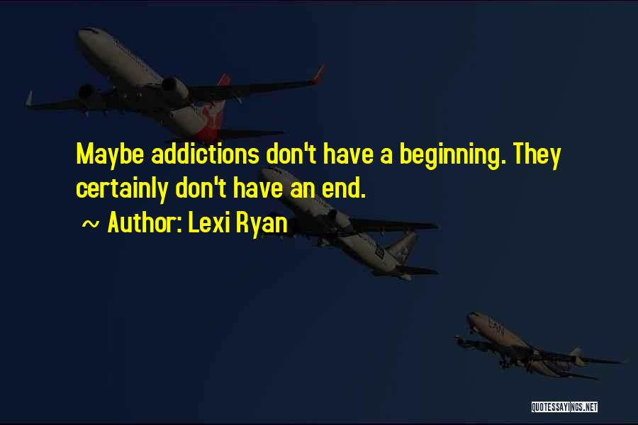 Lexi Quotes By Lexi Ryan