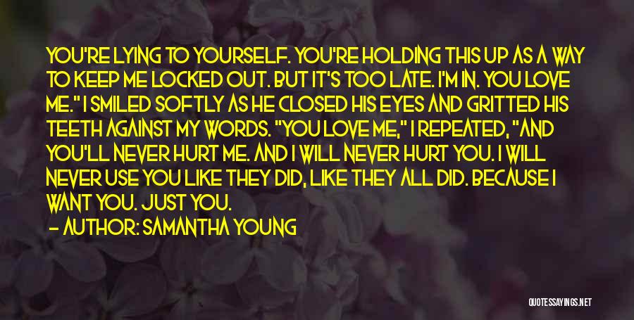 Lexi Quotes By Samantha Young