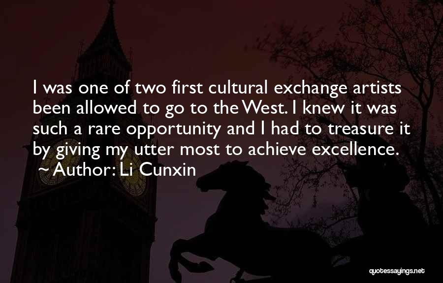 Li Cunxin Quotes 1118400