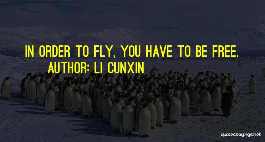 Li Cunxin Quotes 2117641