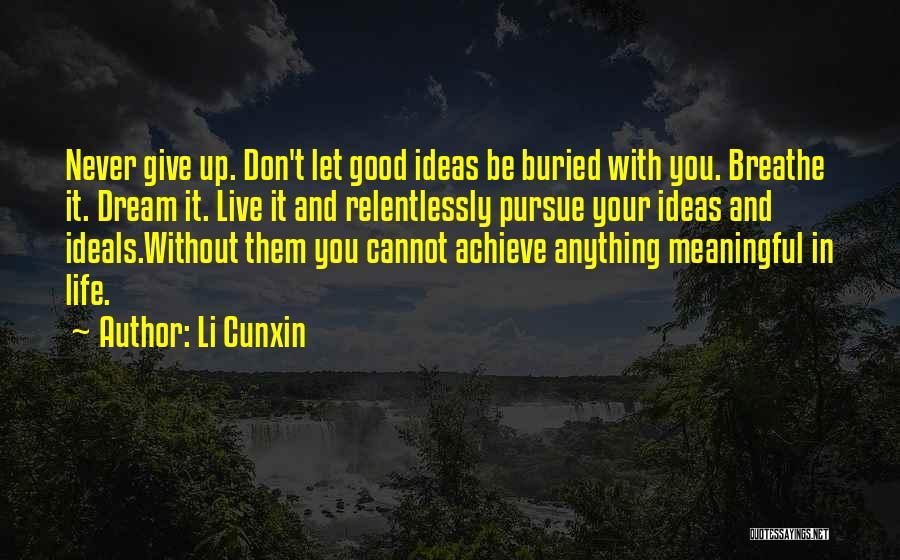 Li Cunxin Quotes 2243895