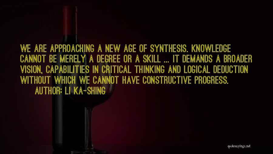 Li Ka-shing Quotes 1158791