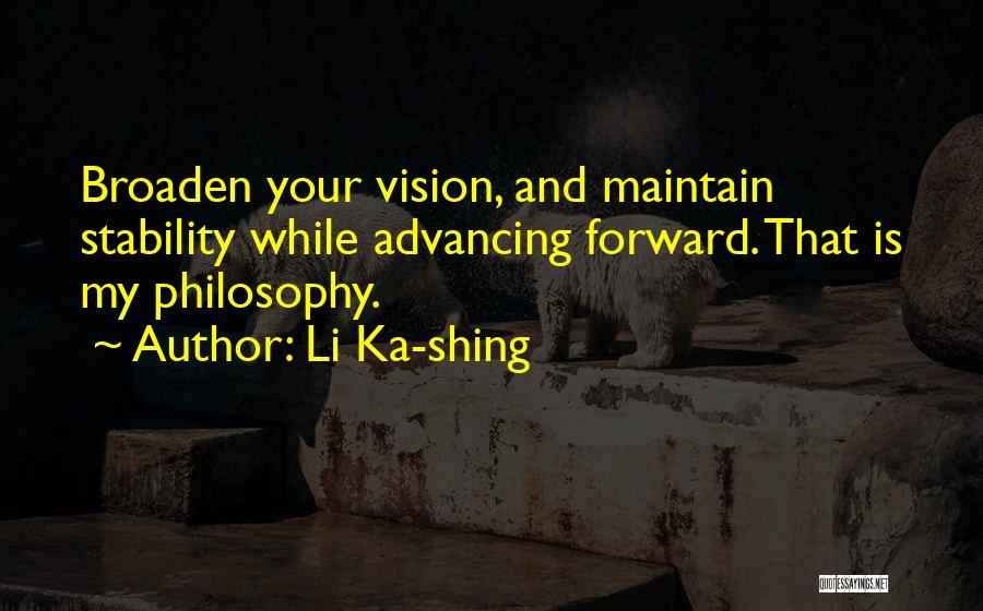 Li Ka-shing Quotes 1289725