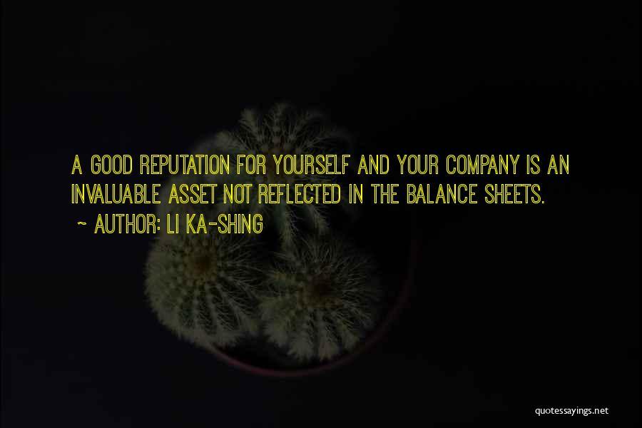 Li Ka-shing Quotes 1506235