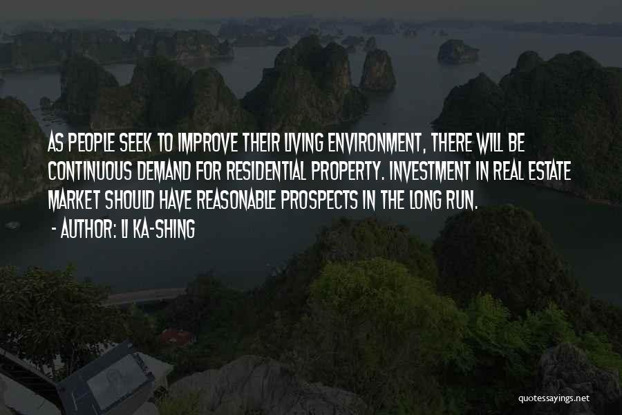 Li Ka-shing Quotes 1562744