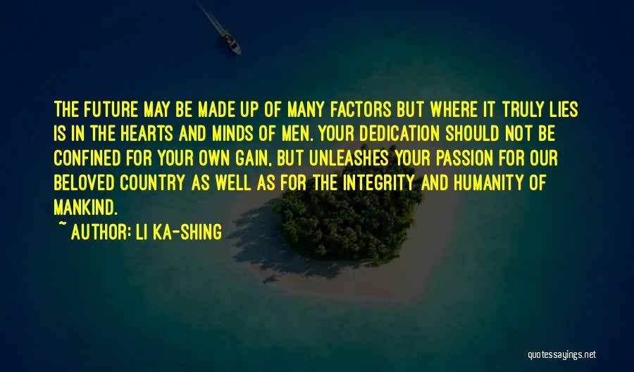 Li Ka-shing Quotes 1868567