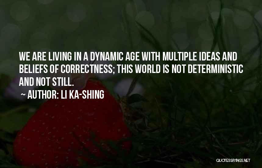 Li Ka-shing Quotes 2078424