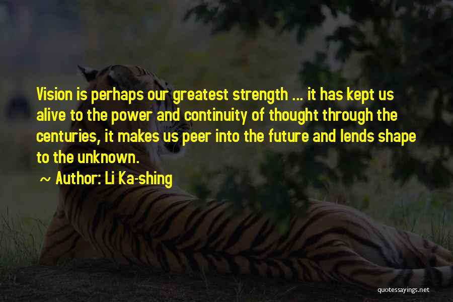 Li Ka-shing Quotes 227603