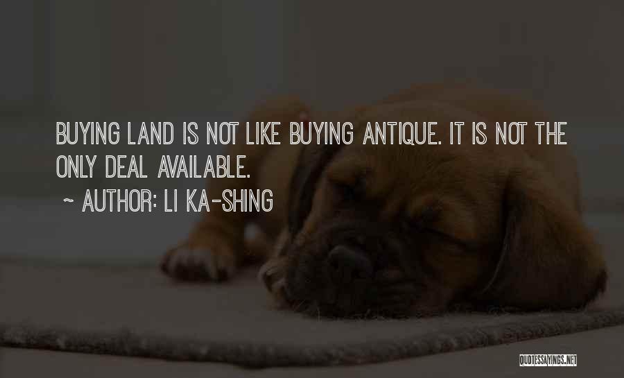 Li Ka-shing Quotes 499784