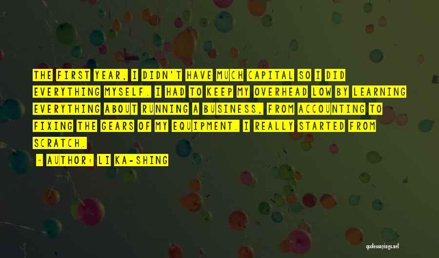 Li Ka-shing Quotes 790227