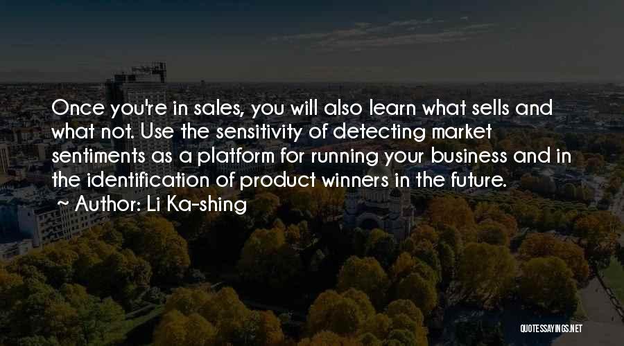 Li Ka-shing Quotes 99334